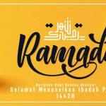 Selamat Datang Ramadhan 1442 H